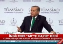Erdoğan'dan Cameron'a : 3 gün bile dayanamadın
