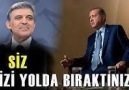 Erdoğan Davayı Satanlara Böyle Sitem Etti Bizi Yolda Bıraktınız