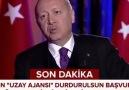 Erdoğan Ey Cehape(Chp) İstesende istemesende biz uzaya çıkacağız!