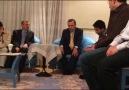 Erdoğan şehidin evinde Kur'an-ı Kerim okuyor