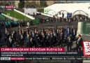 Erdoğan ve Putin Moskova Merkez Camii'ni açtı