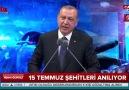Erdoğan Yazıklar olsun kanı bozuklara