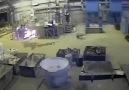 Ergimiş metalin patlaması
