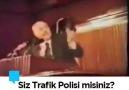 Erol Gök - Siz Trafik Polisi misiniz Otomat düğmesi...