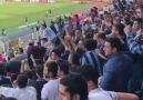 Eskişehirspor ikinci golü atınca Demirspor tribünleri! )