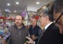 Esnafın Zeytinburnu Belediye Başkanınına Suriyeli Sitemi