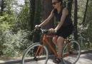 Etekle Bisiklete Nasıl Binilir?