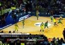 Euroleaguede Fenerbahçenin En İyi 5 Hareketi