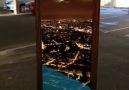 Eyfel Kulesine Açılan Portal