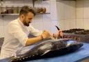 Faruk gezen - fantastic tuna and shrimp -Orkinos...