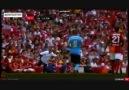 Fatih Terim'in Porto maçındaki jeneriklik hareketi