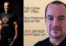 Felix Cortes STUNT Reel 2017 (SAGAftra)Edited by Dylan Hintz