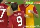 Fenerbahçe 2 - Galatasaray 1 Goll Elmander !