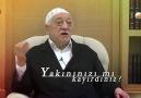 Fethullah Gülen Hocaefendi:Neden özür dileyeceksiniz