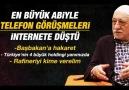 Fethullah Gülen ses kaydı 2