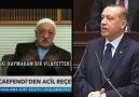 Fethullah Tayyip Erdoğan'a ateş püskürdü - AKP hırsızdır