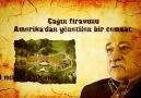 FETULLAH GÜLEN ERDOĞAN'A FİRAVUN DİYOR..!