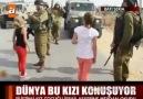 Filistinli Küçük Kızın Görüntüleri Rekor Kırıyor