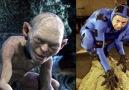 Film efektlerin öncesi ve sonrası...