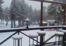 First snowfall at Troodos mountains. - Troodos Ski School Cyprus