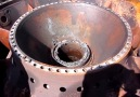 F16 motor türbinine düşen vidanın çıkarttığı esrarengiz ses