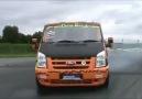 Ford Transitden Drift Show