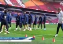 France National Football Team - SAQ (speed-agility-quickness) Training