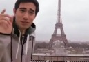 Fransa'dan Hediye Alan Genç