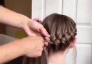 1.French Crown Braid 2.Bow Bun3.Ballerina bunBy Katrina Deegan Hair