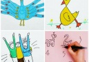 7 Fun and Simple Drawing Tricks Easy Tips on How to Draw and Doodle