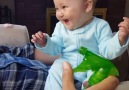 Funny baby moments