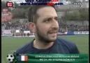 Futbolcumuz Güven Güneri'den maç sonunda çarpıcı açıklamalar..