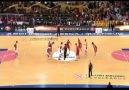 GALATASARAY 68 - 64 Cska Moskova Maçının Özeti