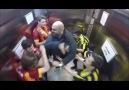 Galatasaray - Fenerbahçe Asansör Şakası