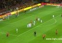 Galatasaray'ımızın 2'ci Golu , Burak YILMAZ