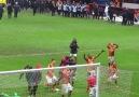 Galatasaray - Juventus Maç Sonu Görüntüleri