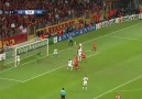 Galatasaray: 1 Manchester United: 0 Maçın geniş özeti