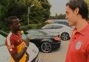 Galatasaray Takımının Eğlenceli Anları
