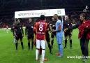 Galatasaray 0-3 Trabzonspor (Maçın Özeti)