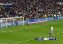 Gareth Bale'in Elche ağlarına gönderdiği füze