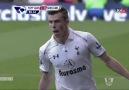 Gareth Bale 89th minute goal vs Sunderland !!