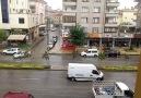 Gaziantep'te yağmur başladı...