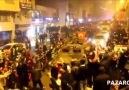 Gecenin bir yarısı halk sokaklarda.... - GAP Yildiz EMLAK