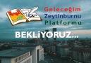 Geleceğim Zeytinburnu Platformu - Galaya Davet
