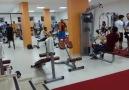 Gençlik merkezimizdeki spor salonumuz vatandaşlarımızın hizmetinde..