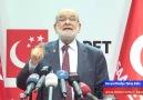 Genel Başkan Temel Karamollaoğlu gündemdeki konuları değerlendirdi.