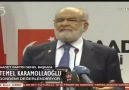 Genel Başkan Temel Karamollaoğlu gündemdeki konuları değerlendiriyor