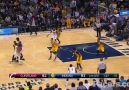 George Hill's 4-Point Play