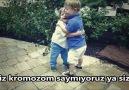 Gerçek dostlar kromozom saymaz.
