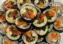 Gimbap / Kimbap (Korean Rolled Rice)